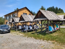 Stretnutie oravských A - klubov ( 15.6.2019.)